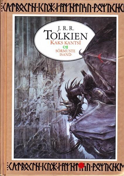 dd6ff86151f Sõrmuste Isand. 2. osa. Kaks kantsi - J.R.R. Tolkien - Antikvariaat